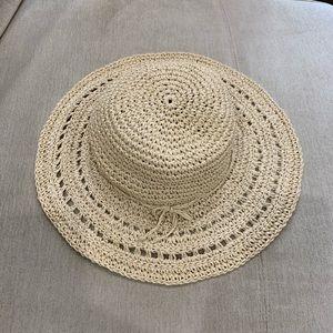 Baby GAP girl's straw hat